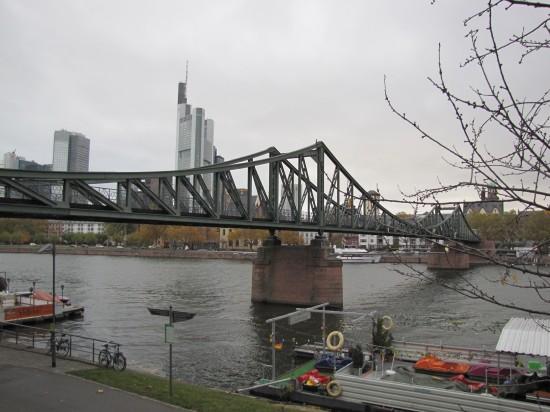 Eiserner Steg Frankfurt/Main
