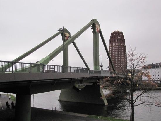 Flösserbrücke über den Main